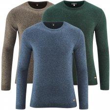 Pullover Jasper in Organic Wool