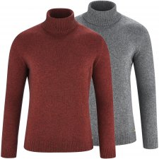 Joel Pullover in Organic Cotton and Wool