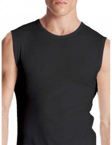 Man BioCotton sleeveless t-shirt in pure organic cotton