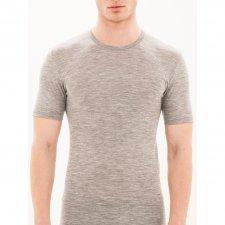 Wonder Wool t-shirt in pure anti-shrink merino wool