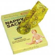 Beaming Baby Bio-Degradable Nappy Sacks FRAGRANCED 60 sacks
