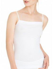 Invisible Biocotton vest top in organic cotton