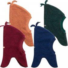 Feo Hat in merino wool fleece