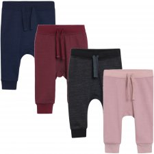 Gaby Boy Pants in wool and bamboo