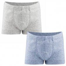 Children boxer shorts in 100% Organic Cotton