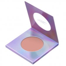 Nowhere single blush: nude peach color with beige undertone