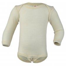 Engel long sleeve body in pure organic wool