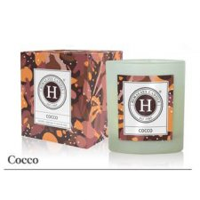 Coconut candle