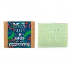 Vegan soap with ALOE VERA plastic free