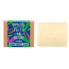 Vegan soap with LAVENDER plastic free