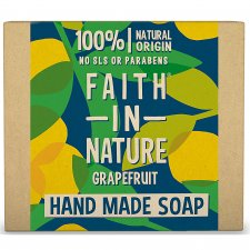 Vegan plastic free GRAPEFRUIT soap