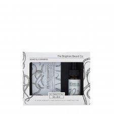 Men's Gift Box: Solid Beard Shampoo + Beard Oil