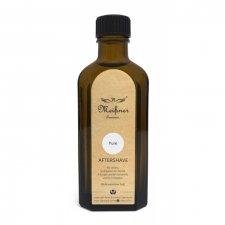 Pure bio vegan liquid aftershave