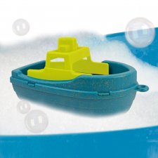 Motor-Boat self-sanitizing antibacterial toy