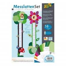 DIY meter kit to measure children Tree / Flower