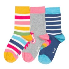 Pony love socks for children in organic cotton