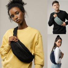 Hip bag Mogli in organic fairtrade cotton