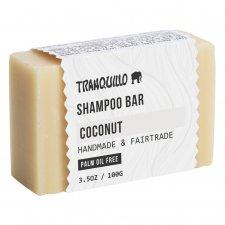 Fair Trade COCONUT solid hair shampoo