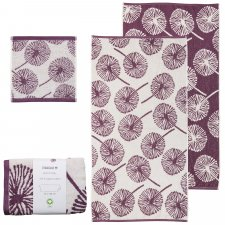 SAMIRA Towels in Organic Cotton