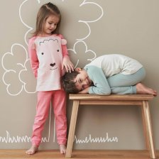 FIRELY children's pajamas in pure organic cotton