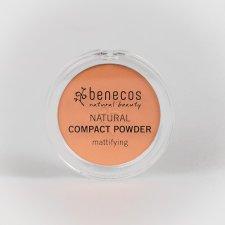 Compact mattifying powder Sand BioVegan Benecos