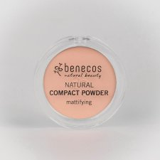 Compact mattifying powder Fair BioVegan Benecos