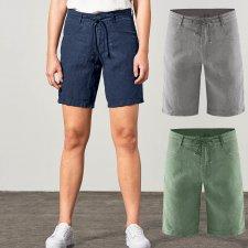 Hempage unisex bermuda shorts in 100% hemp