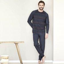 Heiko men's pajamas in 100% Organic Cotton