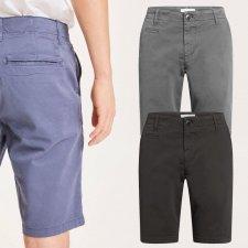 Chuck regular chino short pant in organic cotton