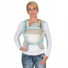 Baby Sling Arcachon in organic cotton
