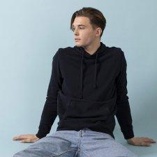 EasyBio men's hoodie in organic cotton