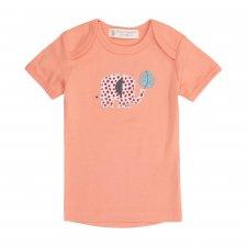 Baby T-Shirt Elephant in organic cotton
