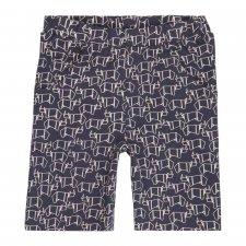 Children's organic cotton Jersey Rino Printed Shorts