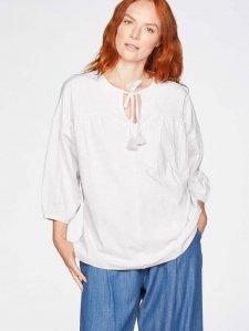 Woman shirt in organic Fairtrade cotton