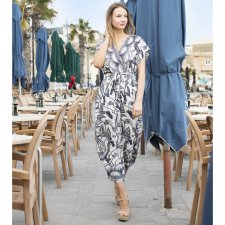 Valencia jumpsuit in sustainable rayon