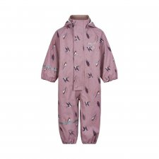 Rondini rain suit for girls in recycled polyester