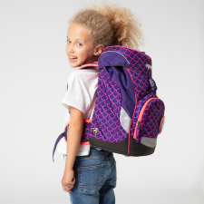 ergobag LUMI prime The Single School Backpack - Pearl Dive