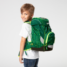 ergobag LUMI prime The Single School Backpack - Rambazam