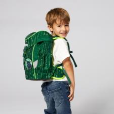 Mini ergobag ergonomic backpack for preschool - LUMI Rambazam