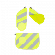 Zip reflector for Cubo backpacks and Ergobag packs