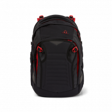 Ergonomic backpack for secondary school in Recycled Pet - Match Fire Phantom