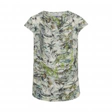 Sens BALI Top in Vegetable Silk and Sustainable Viscose
