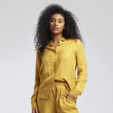 LULE women's shirt in Vegetable Silk and Sustainable Viscose