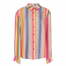 LULE GLASTO women's shirt in Vegetable Silk and Sustainable Viscose