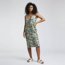 SARA JANE women's dress in Organic Linen and sustainable Lenzing ™ Modal