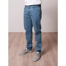 ACTIVE JEANS TENCEL™ AND ORGANIC COTTON RECYCLED BLUE