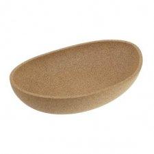 Jette bowl in pure natural cork