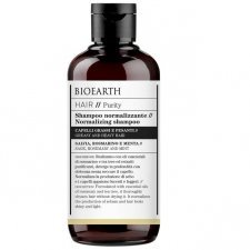 Normalizing shampoo for greasy and heavy hair Bioearth