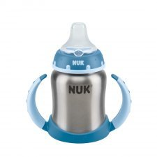 Nuk Learner Cup in stainless steel 125ml