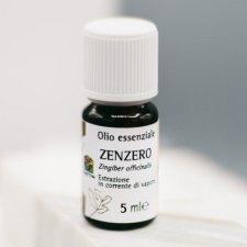 Olio Essenziale di Zenzero - Olfattiva